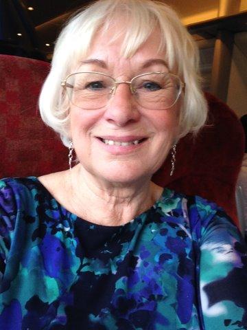 Helen Ampthill Volunteer - coroners court support service UK